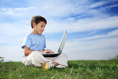 It opfattes ikke som fremmed, men snarere som et naturligt element i børn og unges liv